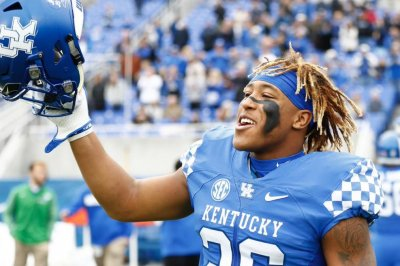 Kentucky Wildcats RB Benny Snell declares for 2019 NFL Draft