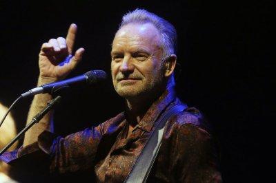 Sting announces Las Vegas residency for 2020