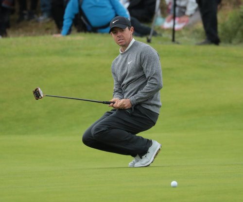 British Open 2019: Rory McIlroy narrowly misses weekend cut