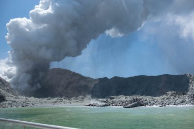 New Zealand volcano: Criminal probe launched; Americans among 8 missing