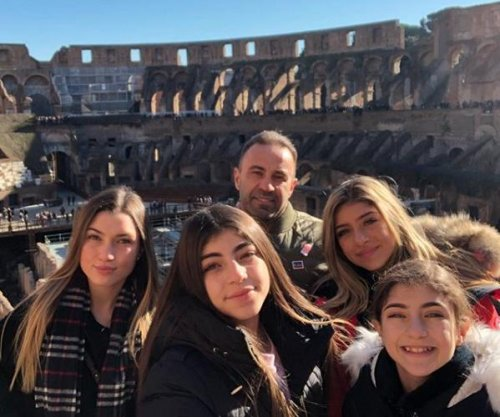 Joe Giudice reflects on change after daughters' visit to Italy
