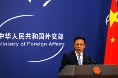 China slams U.S. decision on Taiwan as 'violation'