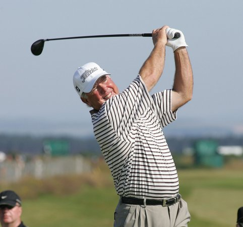 Mark O'Meara won't play in British Open
