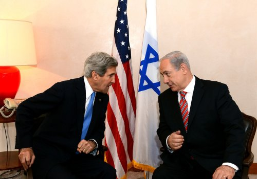 Secretary of State Kerry: Sides working to revive Mideast peace talks