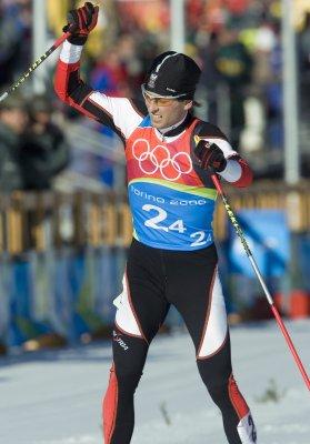 Austria nips Americans in Nordic combined