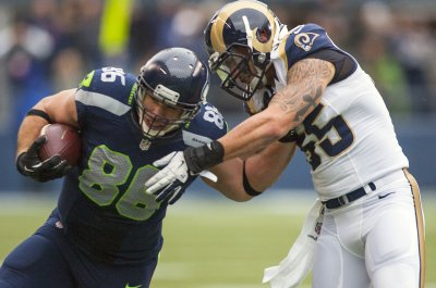 Seattle Seahawks terminate TE Miller's contract