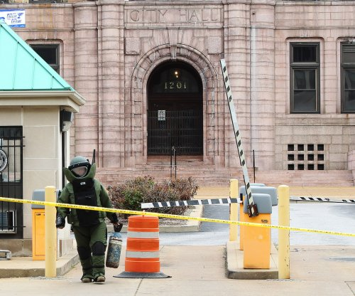 Suspicious items left at St. Louis City Hall deemed harmless