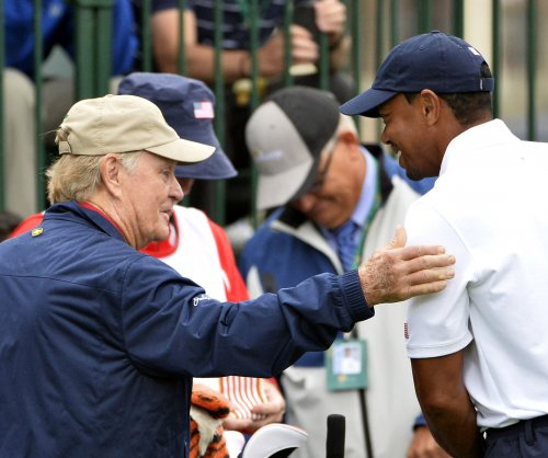 Jack Nicklaus bullish on Tiger Woods, Rory McIlroy