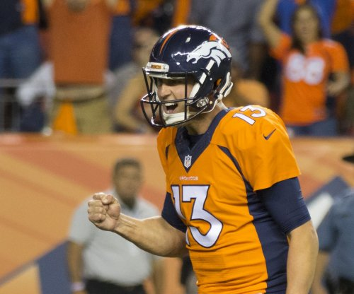 Denver Broncos QB Trevor Siemian to start after Paxton Lynch suffers ankle injury