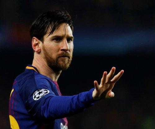 Barcelona's Lionel Messi gets chipped goal, assist in 40 minutes vs. Boca Juniors