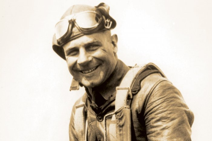 On This Day: James Doolittle flies 'blind' for first time