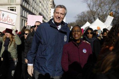 Mayor Bill de Blasio announces healthcare plan for NYC uninsured