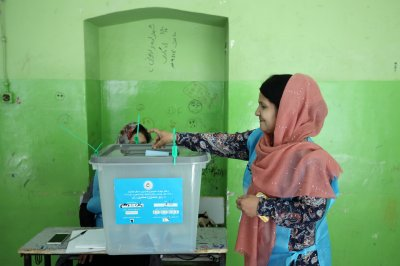 Votes still being counted in Afghanistan presidential election