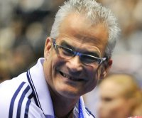 Ex-USA Gymnastics coach Geddert found dead; charged with human trafficking