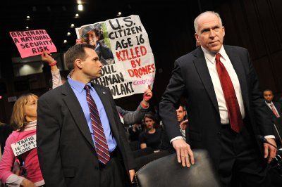 Brennan: Drone strikes 'last resort'