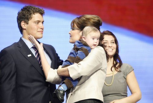 Report: Palin and Johnston to marry