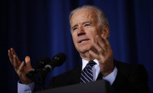 Vice President Biden meets with India's top political leaders