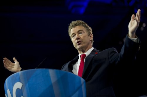 Rand Paul campaign pots filling faster in 2013
