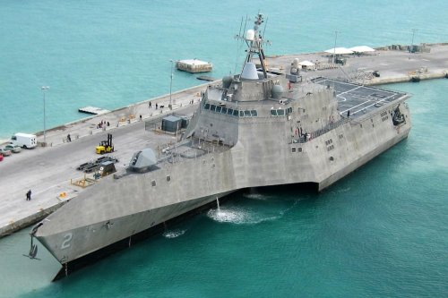 Iron Works to support LCS maintenance, modernization projects