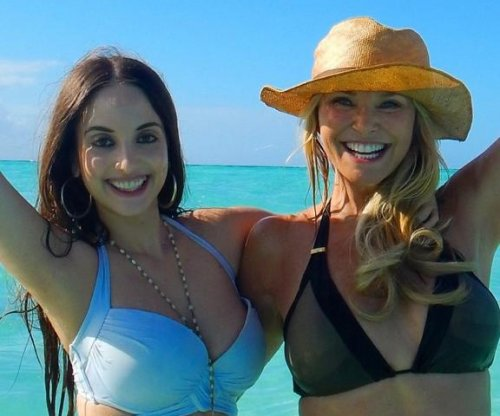 Christie Brinkley shares photo with daughter Alexa Ray Joel