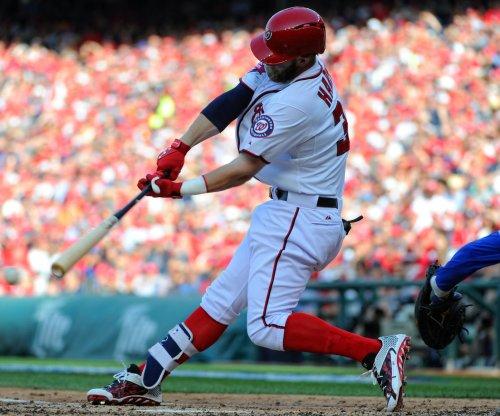 Washington Nationals bean Boston Red Sox