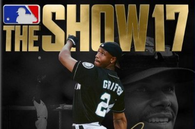 Ken Griffey Jr. cover athlete for 'MLB The Show 17'
