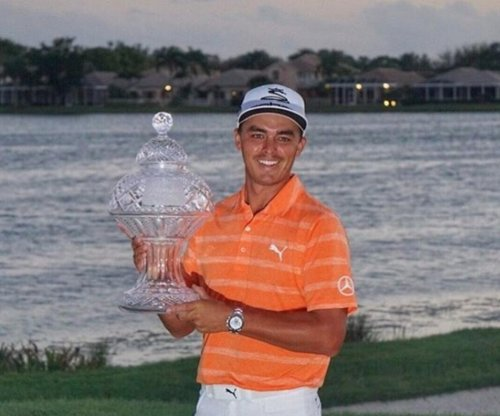 Honda Classic 2017: Rickie Fowler enjoys playing with cushion, wins tournament