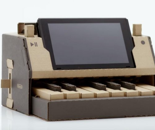 Nintendo Labo: DIY cardboard accessory kits announced for Switch