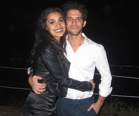 Tyler Posey says girlfriend Sophia Taylor Ali is 'worth' changing for