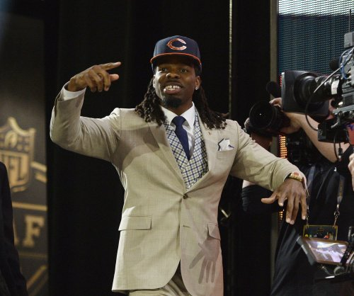 Matt Nagy: Chicago Bears won't 'harp' on WR Kevin White in camp