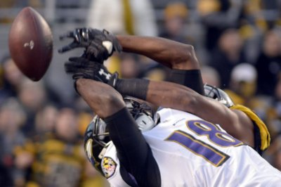 Ravens' Perriman on critics: 'I don't care what they see'