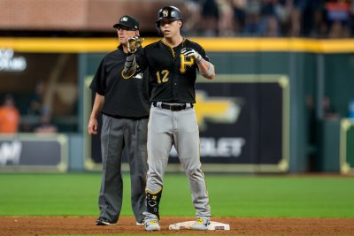 Philadelphia Phillies to acquire outfielder Corey Dickerson from Pittsburgh Pirates