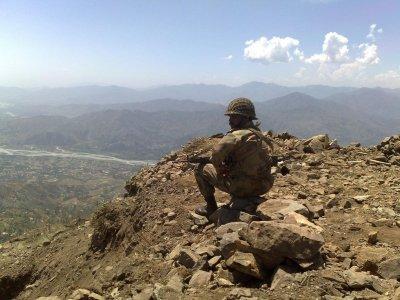 Pakistani military claims 910 terrorists killed in Waziristan offensive