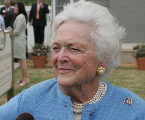 Former first lady Barbara Bush turns 90, celebrates 25 years of foundation