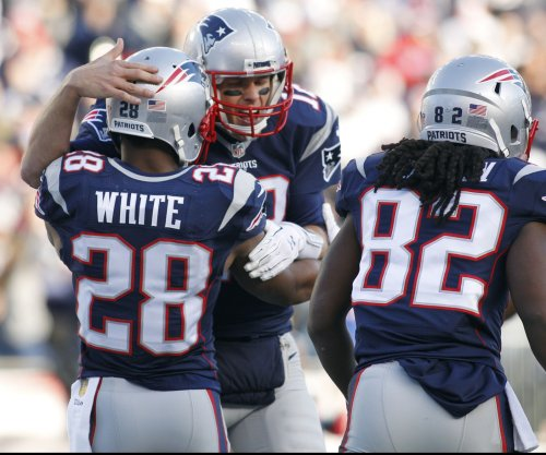 New England Patriots RB James White carves out a role