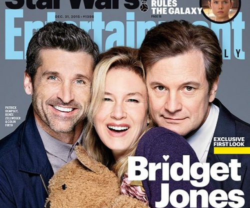 'Bridget Jones's Baby' stars cover EW