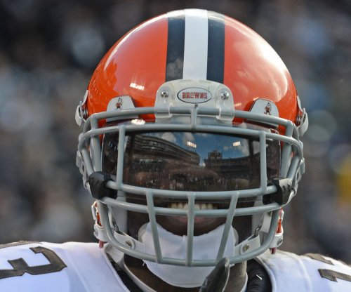 "Cleveland Browns' Josh Gordon ""elated"" by reinstatement"