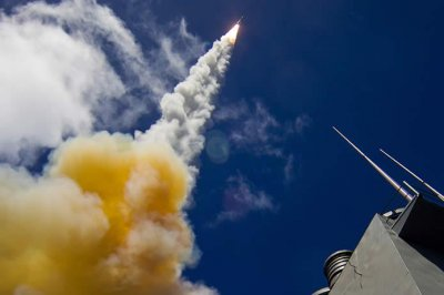 SM-6 missile completes final round of tests for U.S. Navy