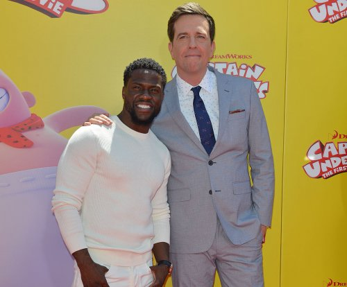 Ed Helms, Jake Johnson and Hannibal Buress start filming 'Tag' in Atlanta