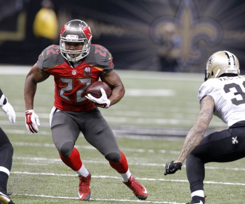 Buccaneers release former Pro Bowl RB Martin