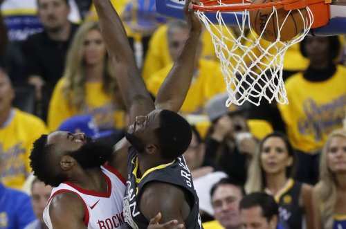 Rockets, minus Paul, try to close out Warriors in Game 6