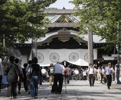 Japanese police arrest Chinese man over fire in Tokyo