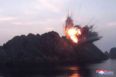 Seoul: North Korea short-range missiles flew 200 miles inland