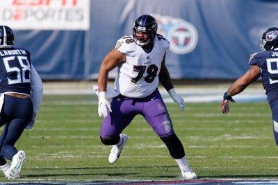 Ravens trade Pro Bowl OT Orlando Brown Jr. to Chiefs
