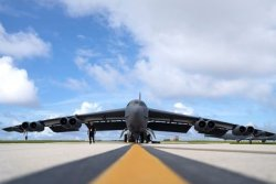 B-52 bomber task force deploys to Guam ahead of Talisman Saber exercise