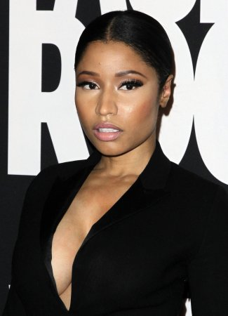 Nicki Minaj teases 'The Pink Print' cover on Instagram