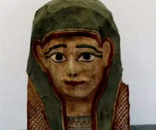 Oldest known gospel retrieved from mummy mask, researchers claim