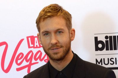 Calvin Harris 'insanely happy' with girlfriend Taylor Swift
