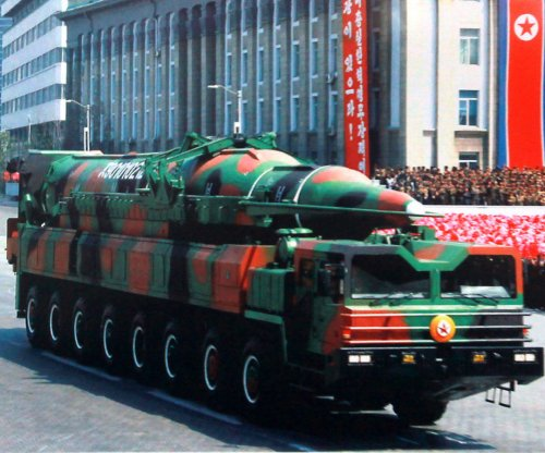 North Korea may be preparing to launch missiles on Kim Il Sung's birthday