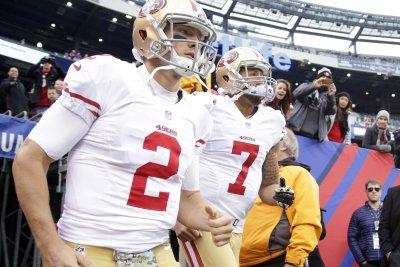 San Francisco 49ers could make Colin Kaepernick third string quarterback